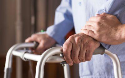 Wizyty domowe u osób niepełnosprawnych ruchowo